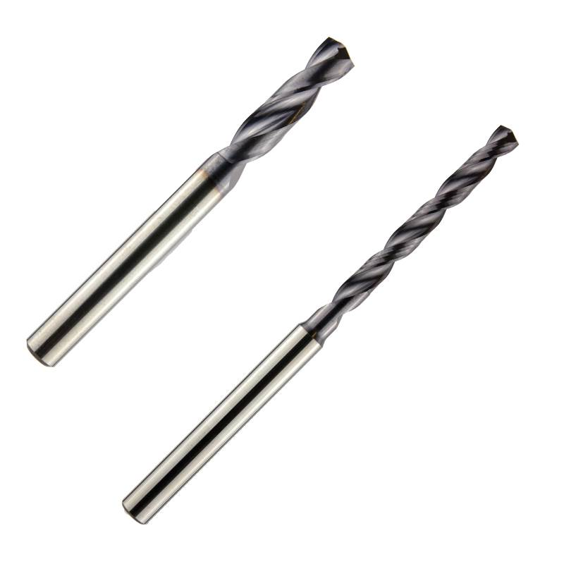 Performance Carbide Drills