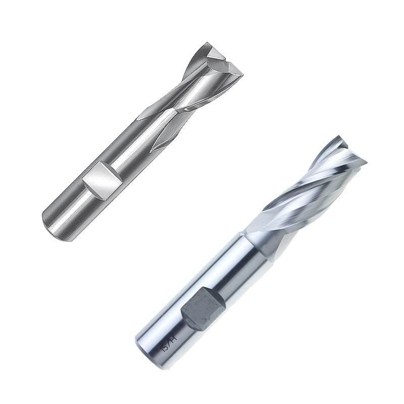 Standard End Mills HSS-CO